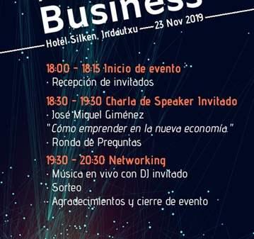 EVENTO: FUN& BUSINESS DE GAZTE FREEDOM