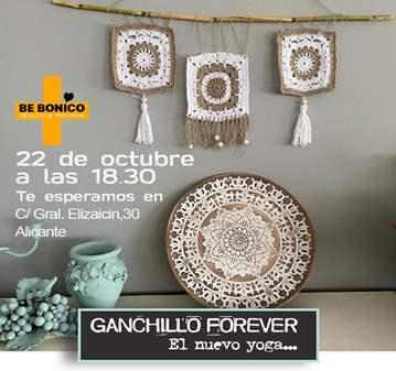 TALLER: GANCHILLO FOREVER