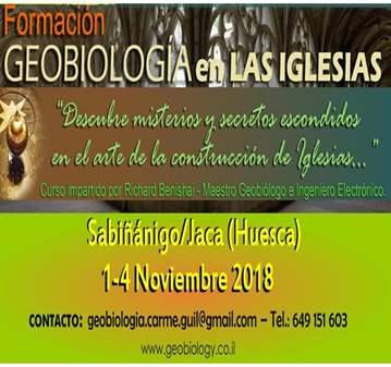 CURSO: GEOBIOLOGÍA IGLESIAS - ARQUITECTURA INVI...