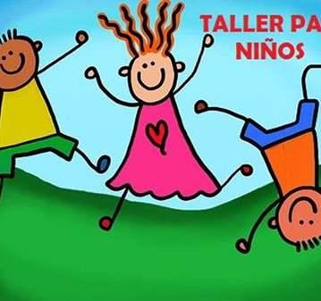 TALLER: GESTIONA TUS EMOCIONES - TALLER PARA NIÑOS
