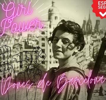 RUTA: GIRL POWER - DONES DE BARCELONA