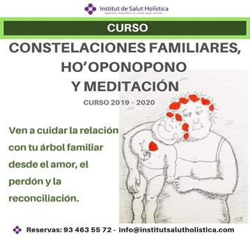 CURSO: CONSTELACIONES FAMILIARES,HO'OPONOPONO M...