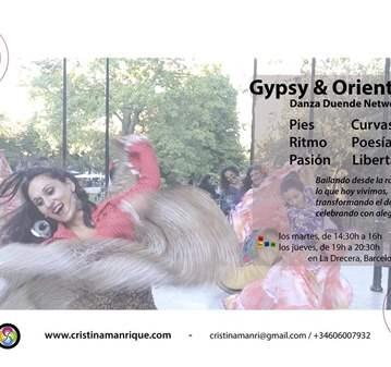 CLASE: GYPSY & ORIENTAL