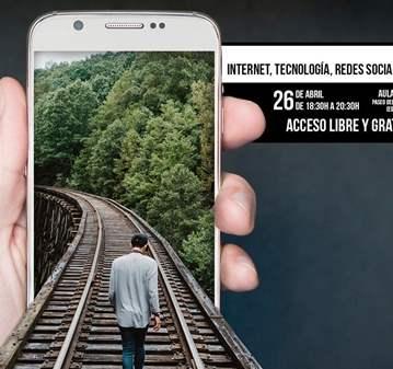 REUNIÓN: HABLAREMOS DE INTERNET, TECNOLOGIA, SO...