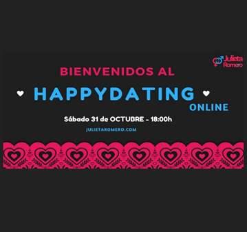 EVENTO: HAPPYDATING ONLINE