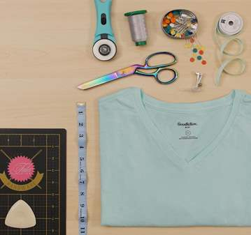 TALLER DE UPCYCLING: TRANSFORMA CAMISETAS