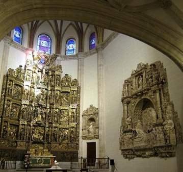 VISITA A LA CAPILLA DEL OBISPO Y ALREDEDORES
