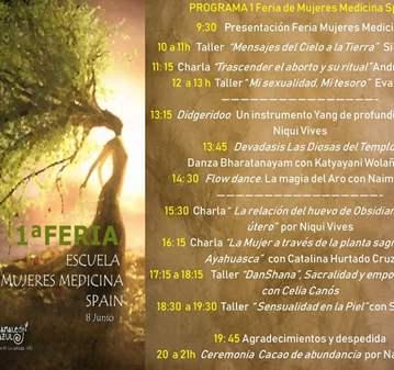 EVENTO: I FERIA DE MUJERES MEDICINA SPAIN