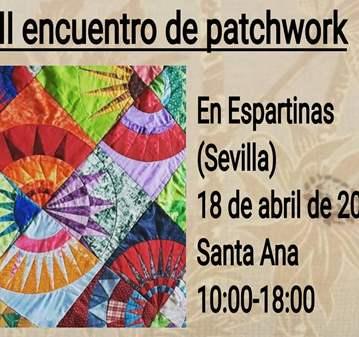 EVENTO: III ENCUENTRO DE PATCHWORK