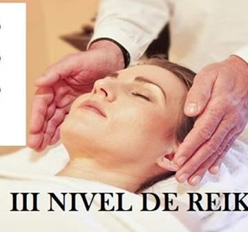 TALLER: III NIVEL DE REIKI