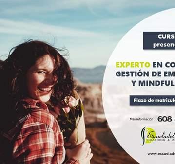 CHARLA: INFORMATIVA - CURSO EXPERTO EN COACHING