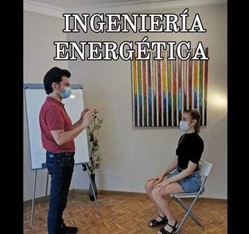 SESIÓN: INGENIERÍA ENERGÉTICA: CURACIÓN FÍSICA ...