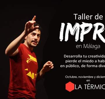 TALLER: INICIACIÓN AL TEATRO DE IMPROVISACIÓN