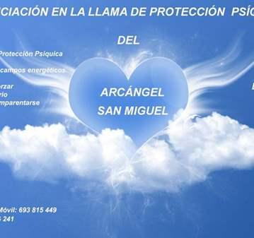 TALLER: INICIACIÓN EN LA LLAMA AZUL ARCÁNGEL SA...