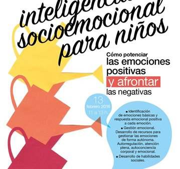 TALLER: INTELIGENCIA SOCIOEMOCIONAL PARA NIÑOS