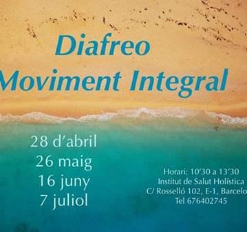 TALLER: INTENSIVO DE DIAFREOTERAPIA Y MOVIMIENT...