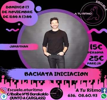 CLASE: INTENSIVO INICIACIÓN DE BACHATA 2H