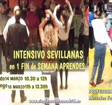 CLASE: INTENSIVO SEVILLANAS > EN 1 FIN DE SEMAN...