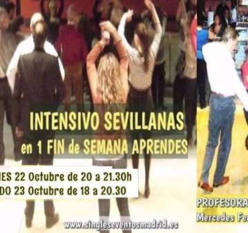 CURSO: INTENSIVO SEVILLANAS>> EN 1 FIN DE SEMAN...