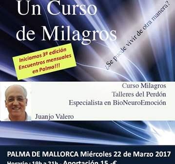 CONFERENCIA: INTRODUCCION A UN CURSO DE MILAGROS