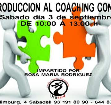TALLER: INTRODUCCIÓN AL COACHING CON PNL