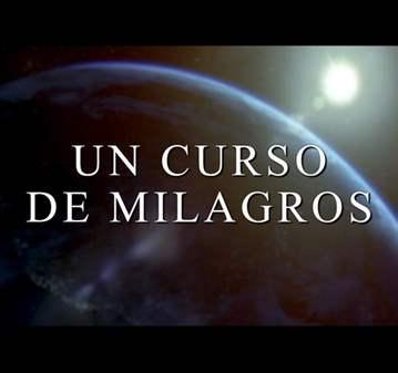 CURSO: GRUPO DE ESTUDIO DE UN CURSO DE MILAGROS