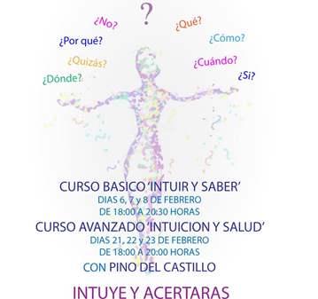CURSO: 'INTUIR Y SABER'