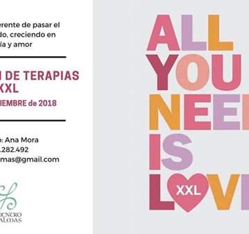EVENTO: IV REUNIÓN DE TERAPIAS XXL