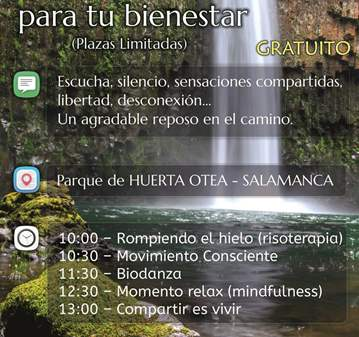 EVENTO: IV TALLER DE PSICOLOGÍA NATURAL