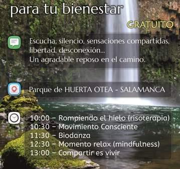 EVENTO: IV TALLER DE PSICOLOGÍA NATURAL PARA TU...