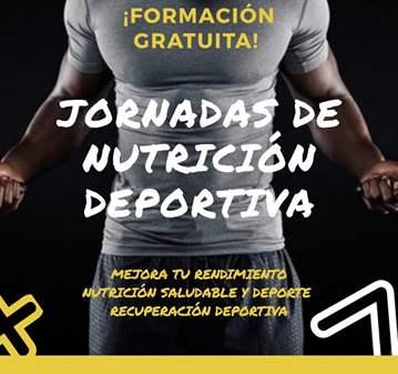 CONFERENCIA: JORNADA DE NUTRICIÓN DEPORTIVA