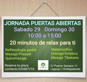 EVENTO: JORNADA PUERTAS ABIERTAS