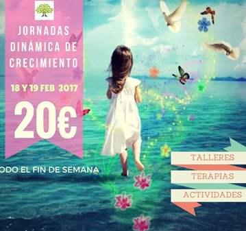 JORNADAS DINÁMICA DE CRECIMIENTO, 18 Y 19 FEB