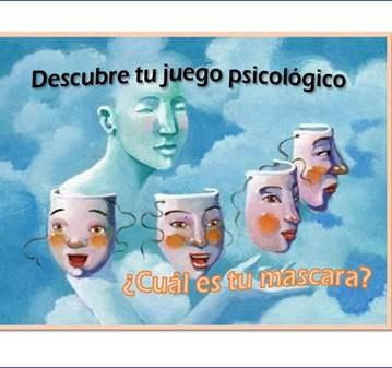 JUEGOS PSICOLOGICOS... ¿CON CUAL ME IDENTIFICO?
