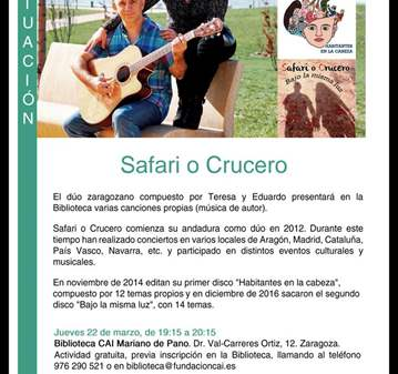EVENTO: JUEVES CULTURAL-MUSICAL