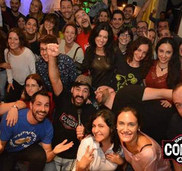 EVENTO: JUEVES DE BARCELONA COMEDY CLUB