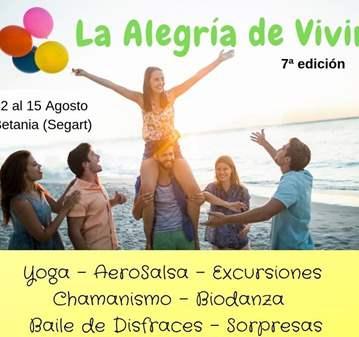 ESCAPADA: LA ALEGRÍA DE VIVIR - SEGART - 7ª EDI...