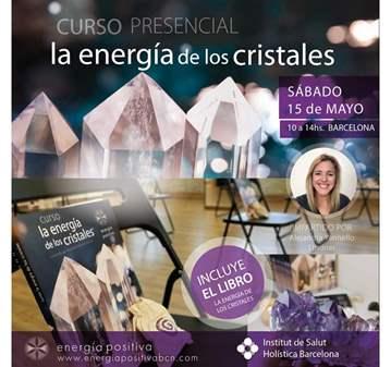 CURSO: LA ENERGÍA DE LOS CRISTALES