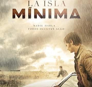 LA ISLA MINIMA EN LOS MIERCOLES DE CINE