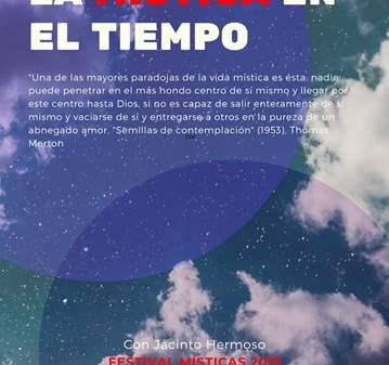 CHARLA: LA MÍSTICA EN EL TIEMPO