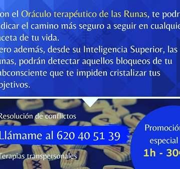 SESIÓN: LA SANACIÓN DEL ORÁCULO DE LAS RUNAS (P...