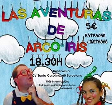 LAS AVENTURAS DE ARCO-IRIS