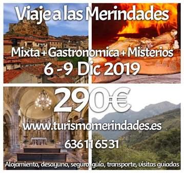 TOUR: LAS MERINDADES DE BURGOS TOUR GASTRONOMÍA...