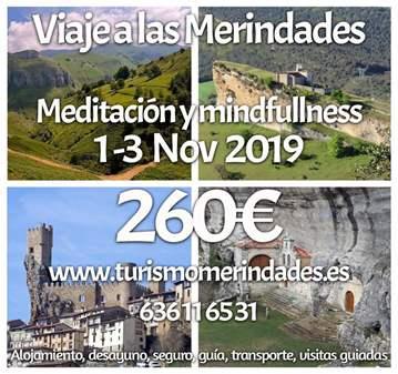 RUTA: MEDITACIÓN Y MINDFULLNESS EN LAS MERINDAD...
