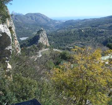 RUTA: LAS TRINCHERAS DEL VALLE PERDIDO, FORTIFI...