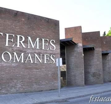 VISITA GUIADA: LES TERMES ROMANES - SANT BOI DE...