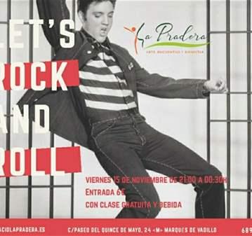 FIESTA: LET S DANCE ROCK & ROLL ROCKABILLY JIVE 50