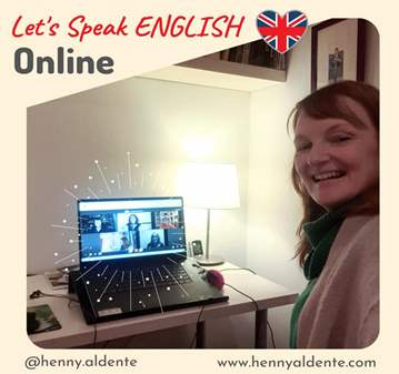 CLASE: LET'S SPEAK ENGLISH ONLINE - INTERMEDIATE