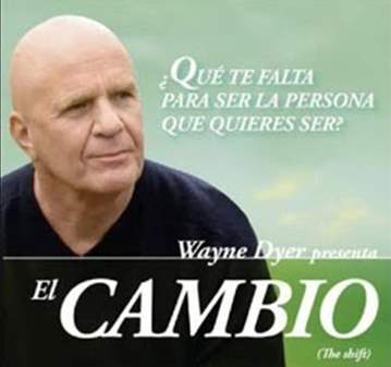 CONFERENCIA: CINEFORUM: EL CAMBIO DE WAYNE DYER