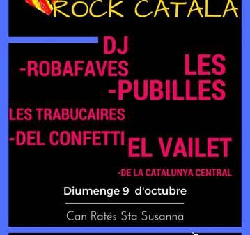 CONCIERTO: LA FESTA DEL ROCK CATALA